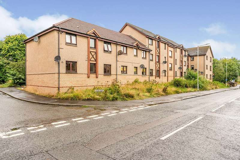 2 Bedrooms Flat for sale in Colton Court, Dunfermline, KY12