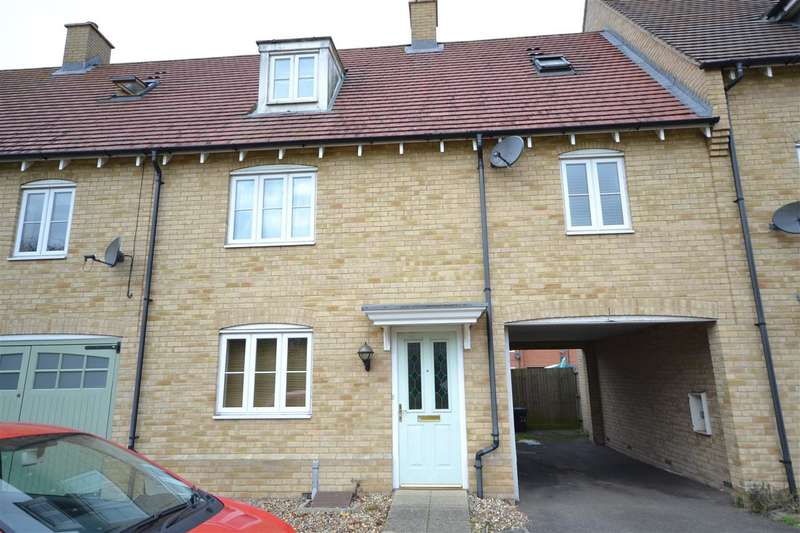 3 Bedrooms Town House for sale in Valentinus Crescent, CO2 7QG