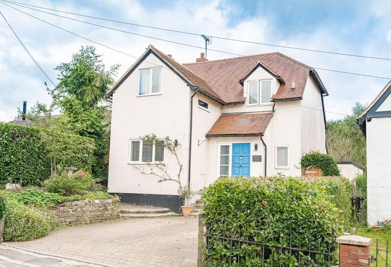 4 Bedrooms Detached House for sale in Wedgewood Grange, Bridge Street, Great Bardfield, BRAINTREE