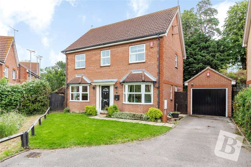 4 Bedrooms Detached House for sale in Headingley Close, Nevendon, Essex, SS13