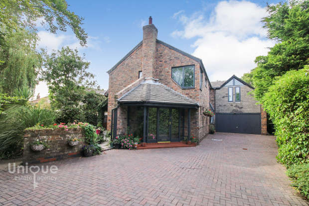 5 Bedrooms Detached House for sale in Beach Lodge, 23 Holmefield Close, Thornton-Cleveleys, FY5