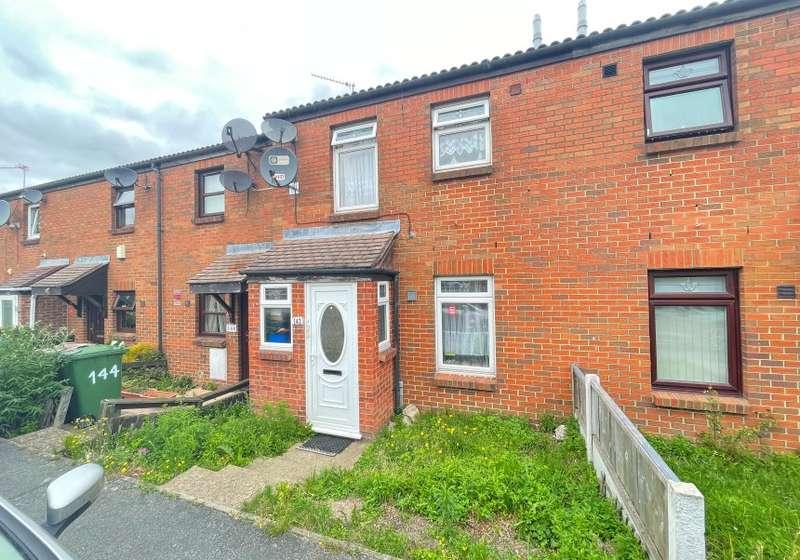 3 Bedrooms Terraced House for sale in 142 Water Lane, Purfleet, Essex, RM19 1GU