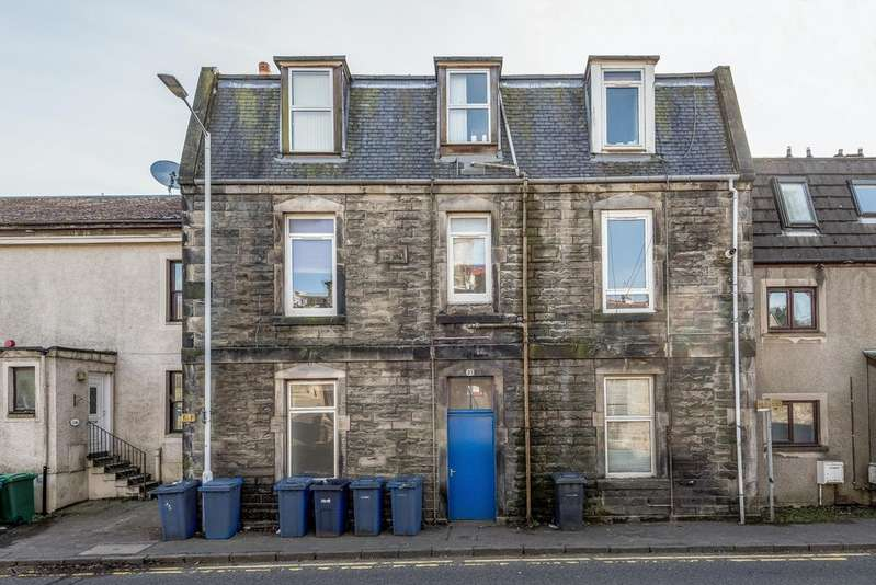 1 Bedroom Property for sale in Priory Lane, Dunfermline KY12