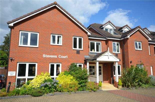 2 Bedrooms Retirement Property for sale in Stevens Court, 405-411 Reading Road, Wokingham
