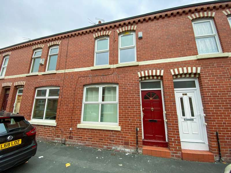 3 Bedrooms Terraced House for rent in Beresford Street, Moss Side, Manchester, M14