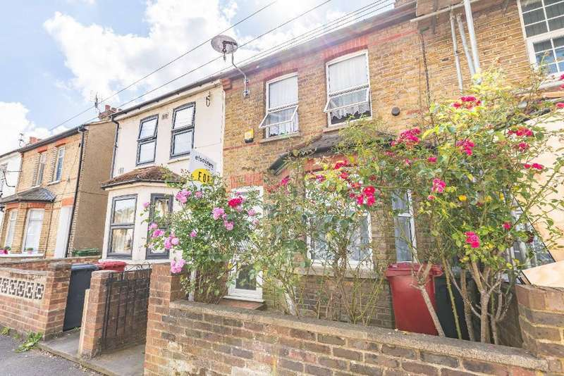 3 Bedrooms Terraced House for sale in Diamond Road, Slough, SL1 1RT