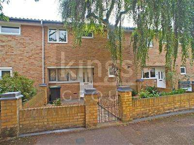 4 Bedrooms Terraced House for sale in Woodford Court, Waltham Abbey