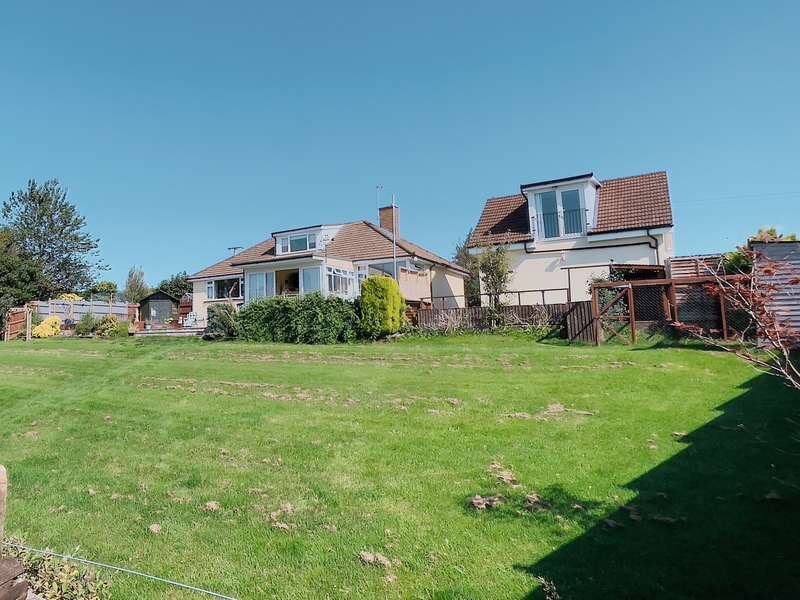 3 Bedrooms Detached Bungalow for sale in Lydney Road, Yorkley, Glos GL15