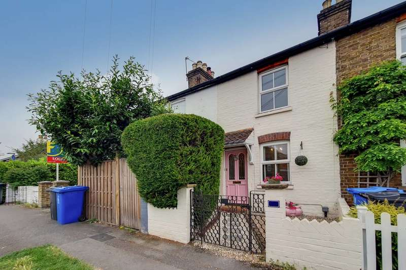 2 Bedrooms Terraced House for sale in Westborough Road, Maidenhead, SL6