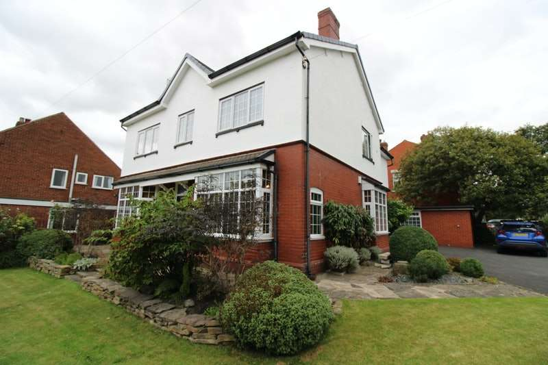 5 Bedrooms Detached House for sale in Wigan Road, Bolton, Greater Manchester, BL5