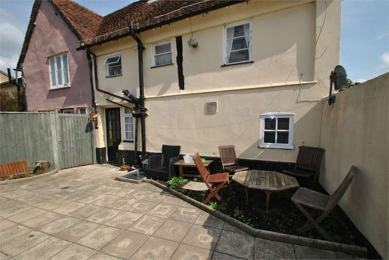 1 Bedroom Maisonette Flat for rent in Church Lane, Braintree, Essex