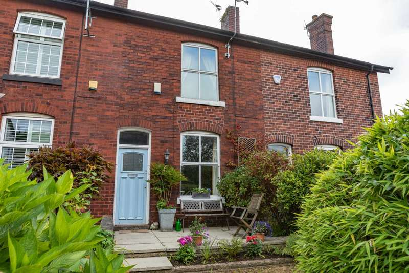 2 Bedrooms Terraced House for sale in West Road, Prestwich