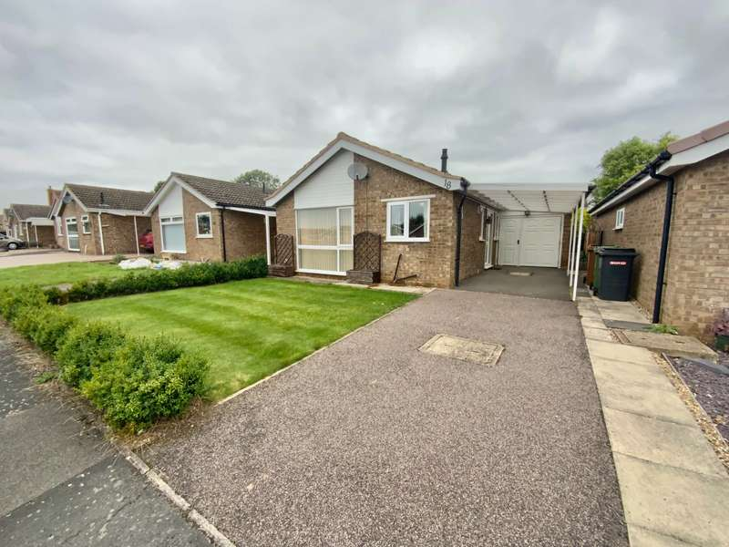 2 Bedrooms Bungalow for sale in Sarson Close, , Asfordby, LE14 3UG