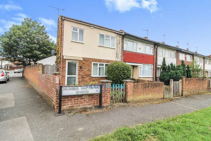3 Bedrooms End Of Terrace House for sale in Humber Way - Langley