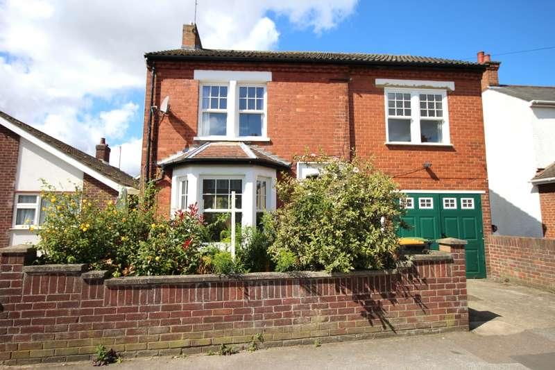 4 Bedrooms Detached House for sale in Brookfield Road, Goldington, Bedford, MK41