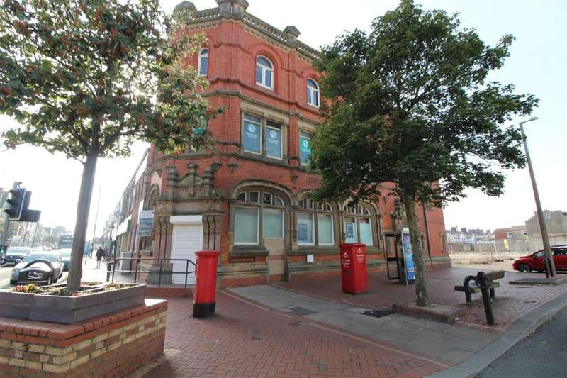 Commercial Property for sale in 80-82 Lord Street/29 London Street, Fleetwood, Lancashire