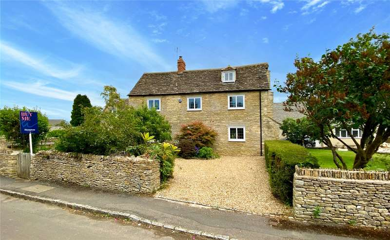 3 Bedrooms Semi Detached House for sale in Driffield, Cirencester, GL7