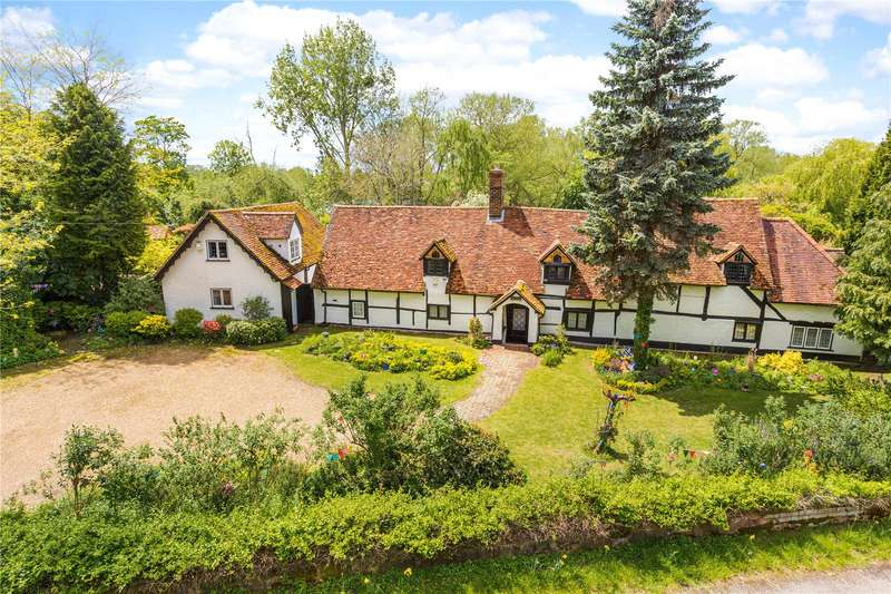5 Bedrooms Detached House for sale in Sonning Eye, Reading, RG4