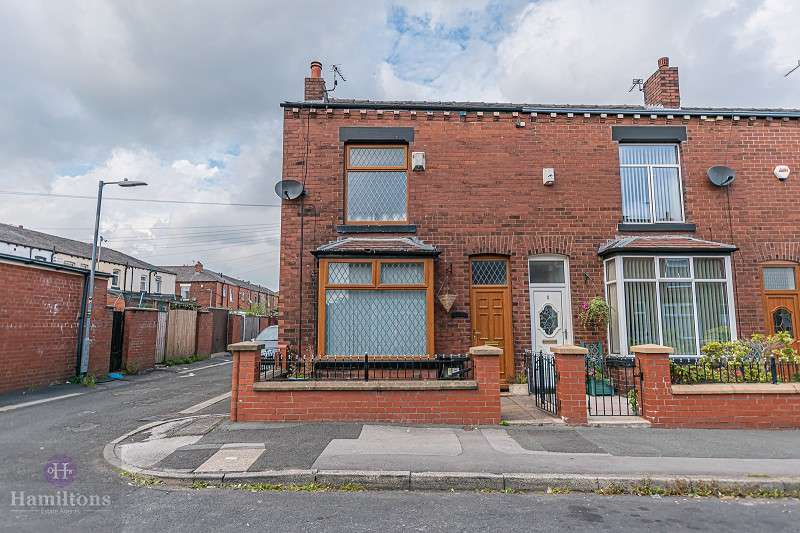 3 Bedrooms End Of Terrace House for sale in Hurst Street, Bolton, Greater Manchester. BL3 3JF