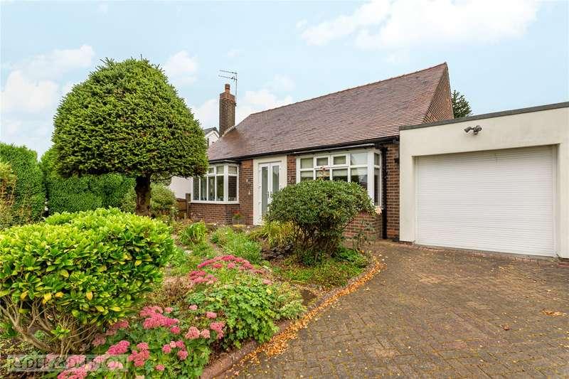 2 Bedrooms Detached Bungalow for sale in Marsden Close, Thornham, Rochdale, Lancashire, OL16