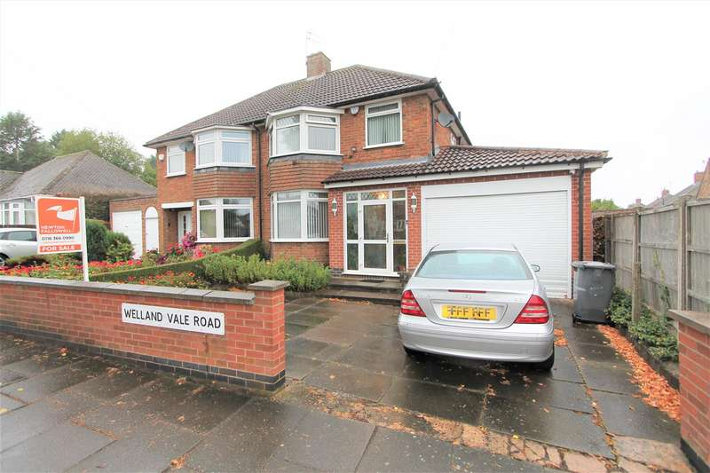 5 Bedrooms Semi Detached House for sale in Welland Vale Road, Evington, Leicester LE5