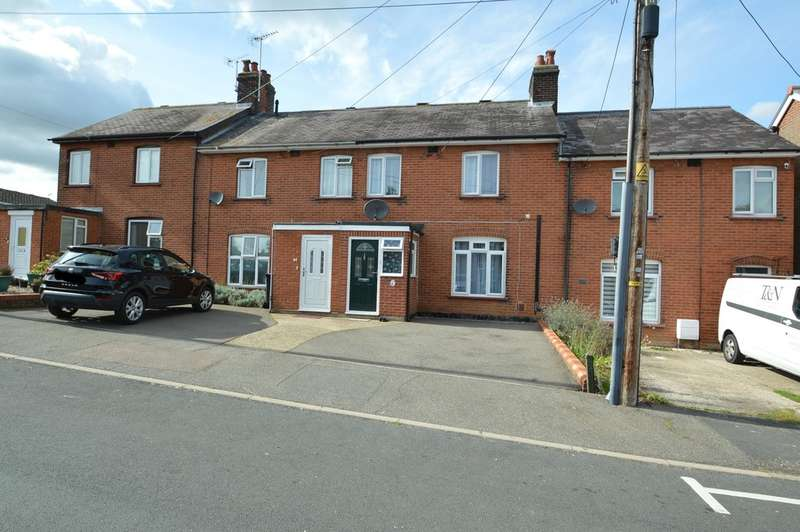 3 Bedrooms Terraced House for sale in Windmill Road, Halstead
