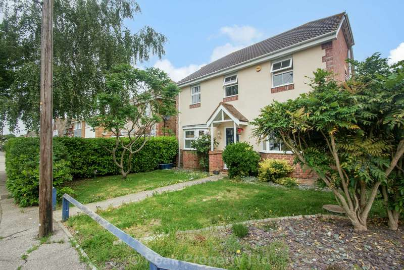 4 Bedrooms Detached House for sale in REDUCED FOR A QUICK SALE! NO ONWARD CHAIN - Arundel Road, Benfleet