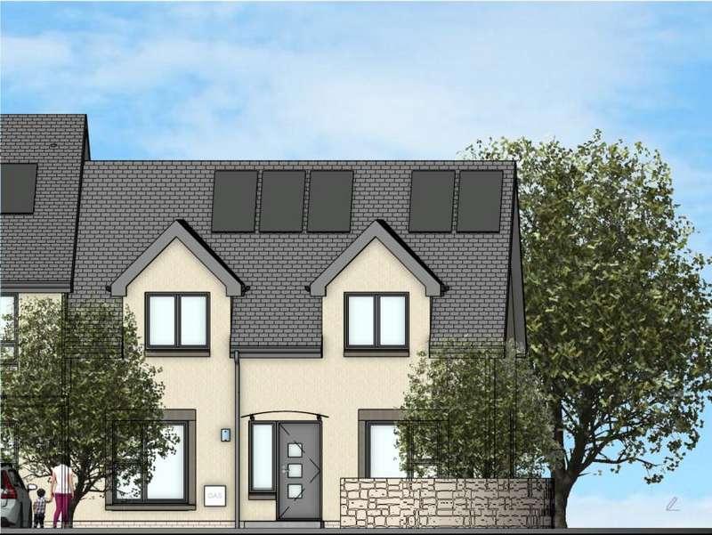 2 Bedrooms Semi Detached House for sale in Broomknowe, Dalmellington