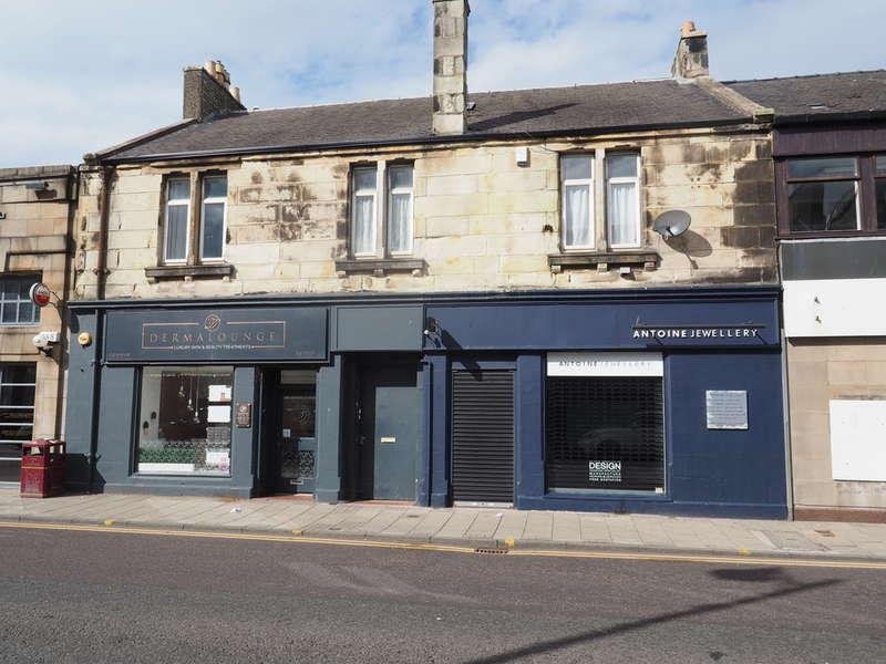 2 Bedrooms Flat for sale in Main Street, Prestwick, KA9