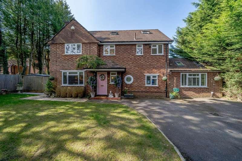 5 Bedrooms Detached House for sale in Richmond Road, Caversham, Reading, Berkshire, RG4 7PR
