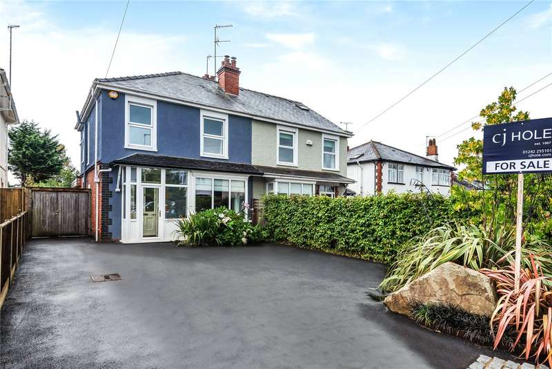 3 Bedrooms Property for sale in Prestbury Road, Cheltenham GL52