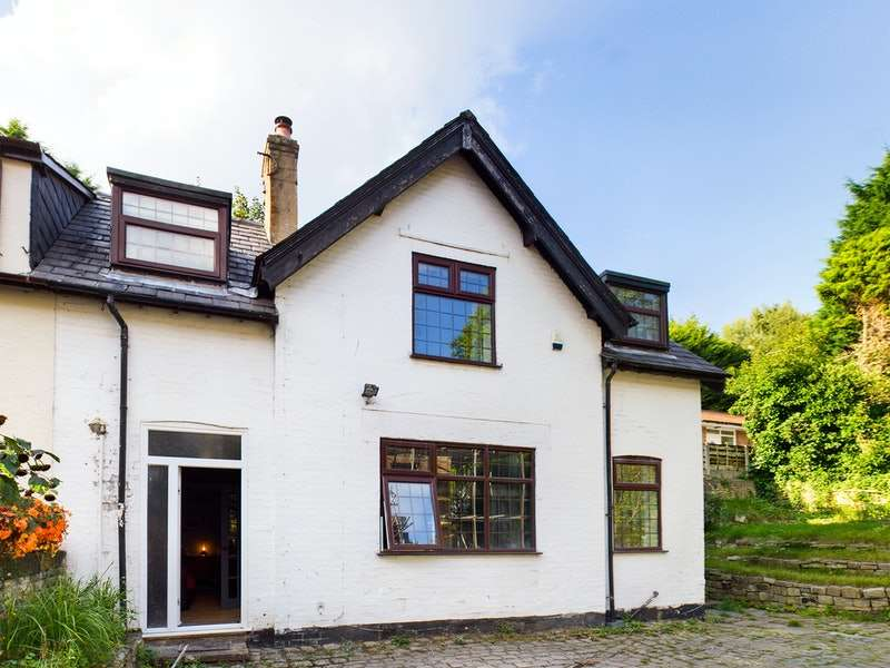 2 Bedrooms Semi Detached House for sale in Summerfield Drive, Manchester, Greater Manchester, M25