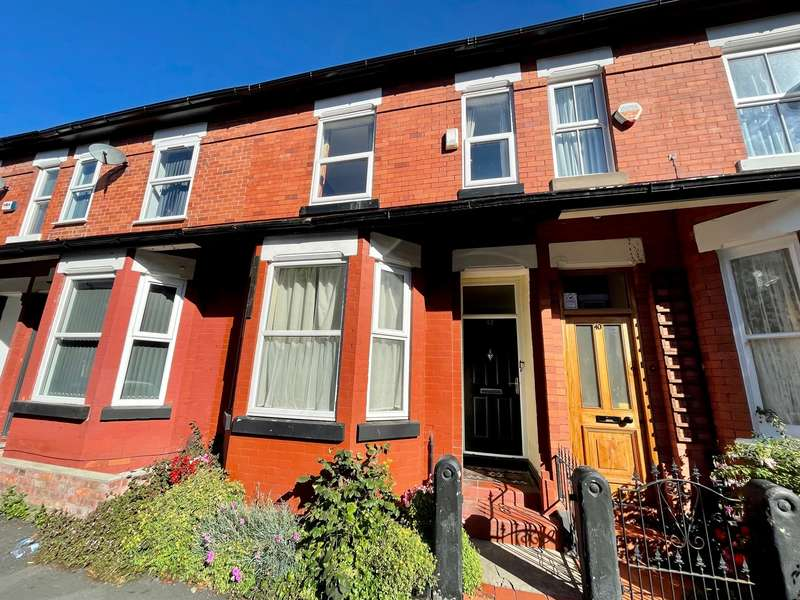 5 Bedrooms Terraced House for rent in Landcross Road, Fallowfield, Manchester, M14