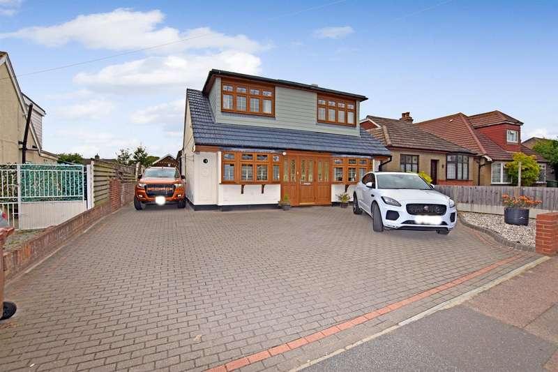 5 Bedrooms Detached House for sale in Blackshots Lane, Grays