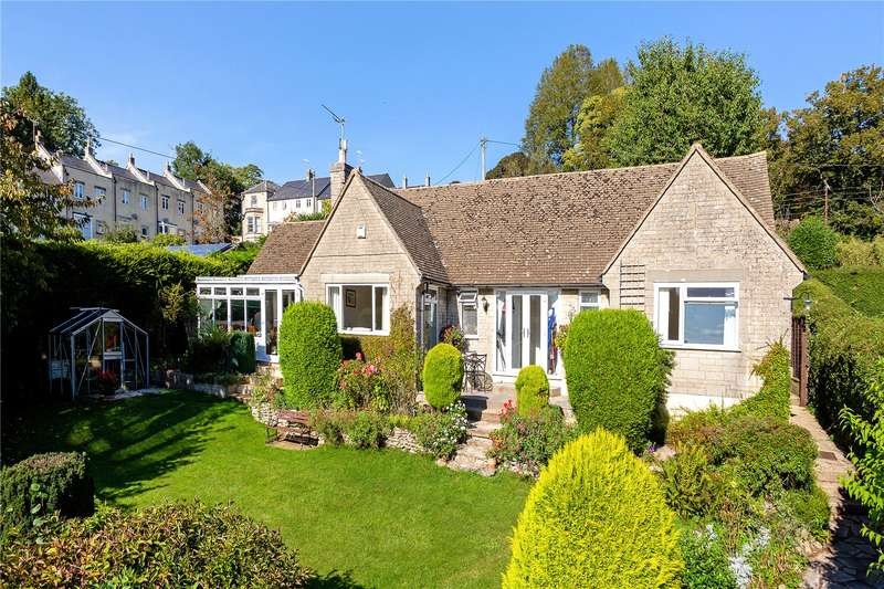 3 Bedrooms Detached Bungalow for sale in Stamages Lane, Painswick, Stroud, Gloucestershire, GL6