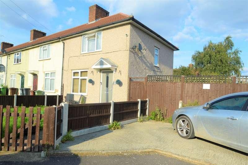 3 Bedrooms End Of Terrace House for sale in Urswick Gardens, Dagenham