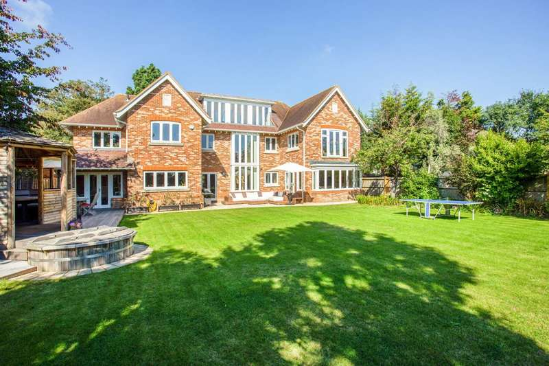 6 Bedrooms Detached House for sale in Winkfield Rd, Windsor, SL4