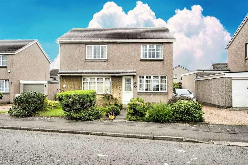 2 Bedrooms Semi-detached Villa House for sale in Briarhill Avenue, Dalgety Bay