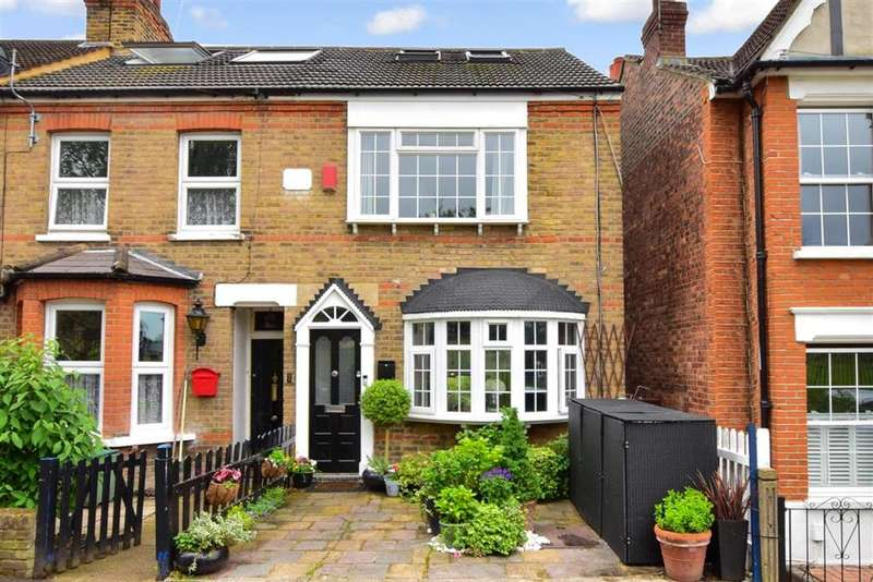 4 Bedrooms End Of Terrace House for sale in Turpins Lane, , Woodford Green, Essex