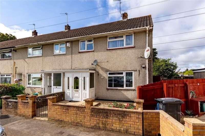 3 Bedrooms Property for sale in Rowlandson Gardens, Lockleaze, Bristol BS7