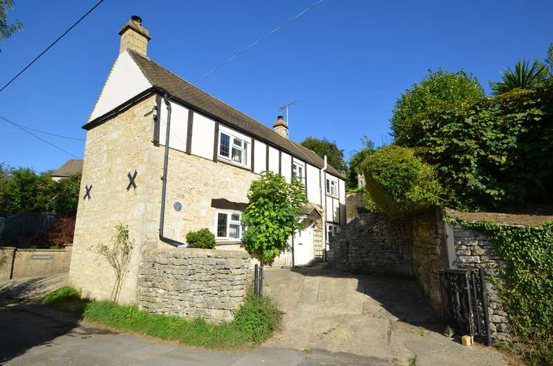 2 Bedrooms Detached House for sale in Cowswell Lane, Bussage, Stroud, GL6
