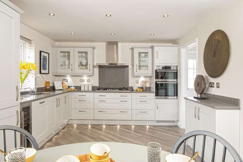 4 Bedrooms House for sale in Chelworth, Merlin Gate, Manor Road, Newent, Gloucester, GL18 1TT