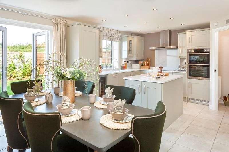 4 Bedrooms House for sale in Kirkdale, Merlin Gate, Manor Road, Newent, Gloucester, GL18 1TT