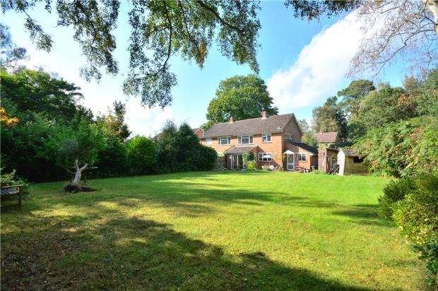 3 Bedrooms Semi Detached House for sale in Timline Green, Bracknell, Berkshire