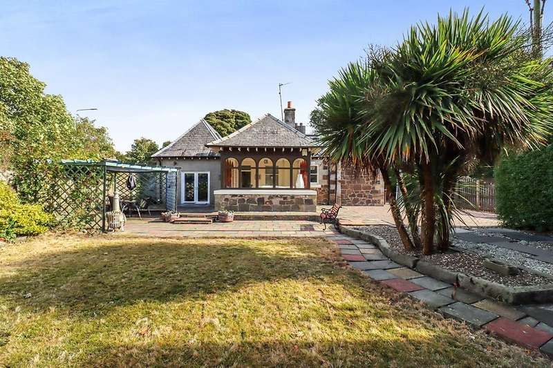 3 Bedrooms Detached Bungalow for sale in Foresters Lodge, Glenrothes, KY6