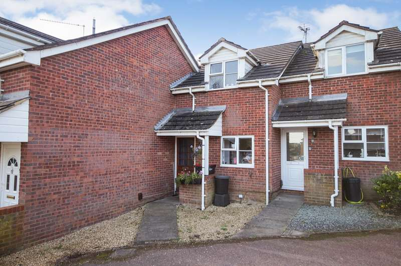 1 Bedroom Terraced House for sale in Colmworth Close, Lower Earley, Reading, RG6