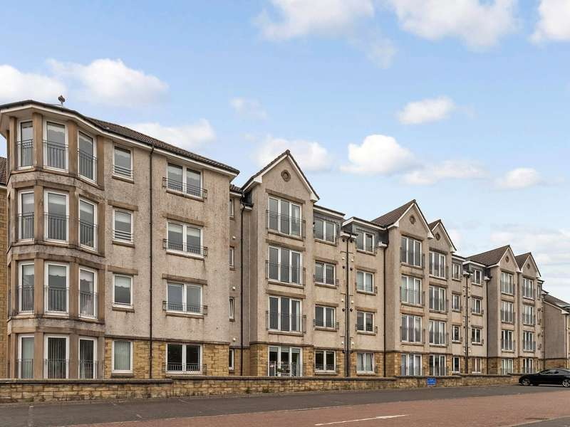 2 Bedrooms House for sale in Millennium Court, Largs