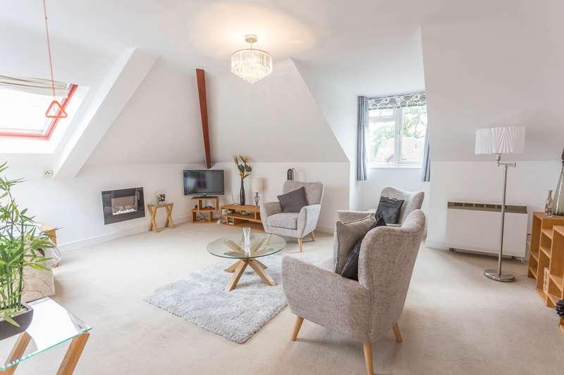 1 Bedroom Retirement Property for sale in CORNER PENTHOUSE. ST CHRISTOPHERS GARDENS, ASCOT, BERKS, SL5 8LZ