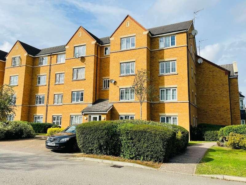 2 Bedrooms Flat for sale in Henley Road, Bedford, MK40 4FZ
