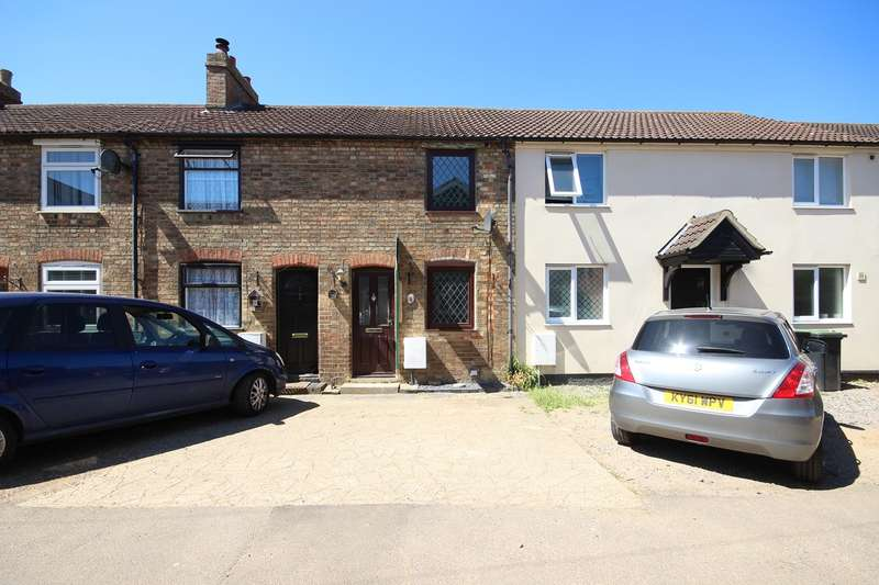 2 Bedrooms Terraced House for sale in Albert Place, Houghton Conquest, Bedfordshire, MK45